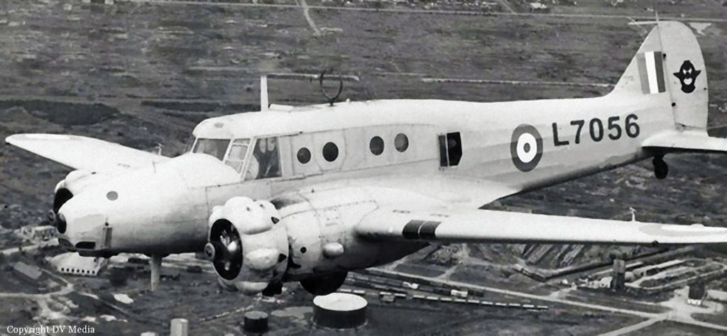 Zone de crash bombardiers et autres Avro_l10