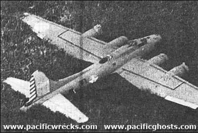 Epaves B-17 en Papouasie Nouvelle Guinee B-17_p10