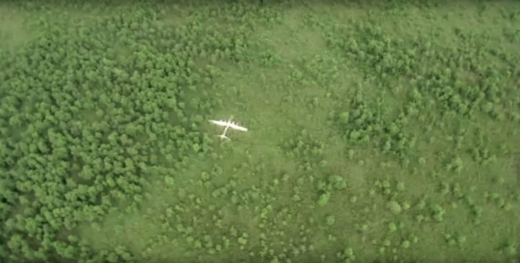 Epaves B-17 en Papouasie Nouvelle Guinee B-17_p11