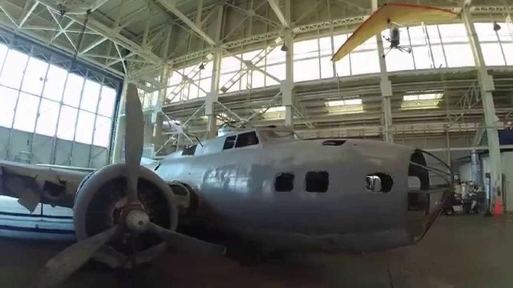 Epaves B-17 en Papouasie Nouvelle Guinee B-17_p13