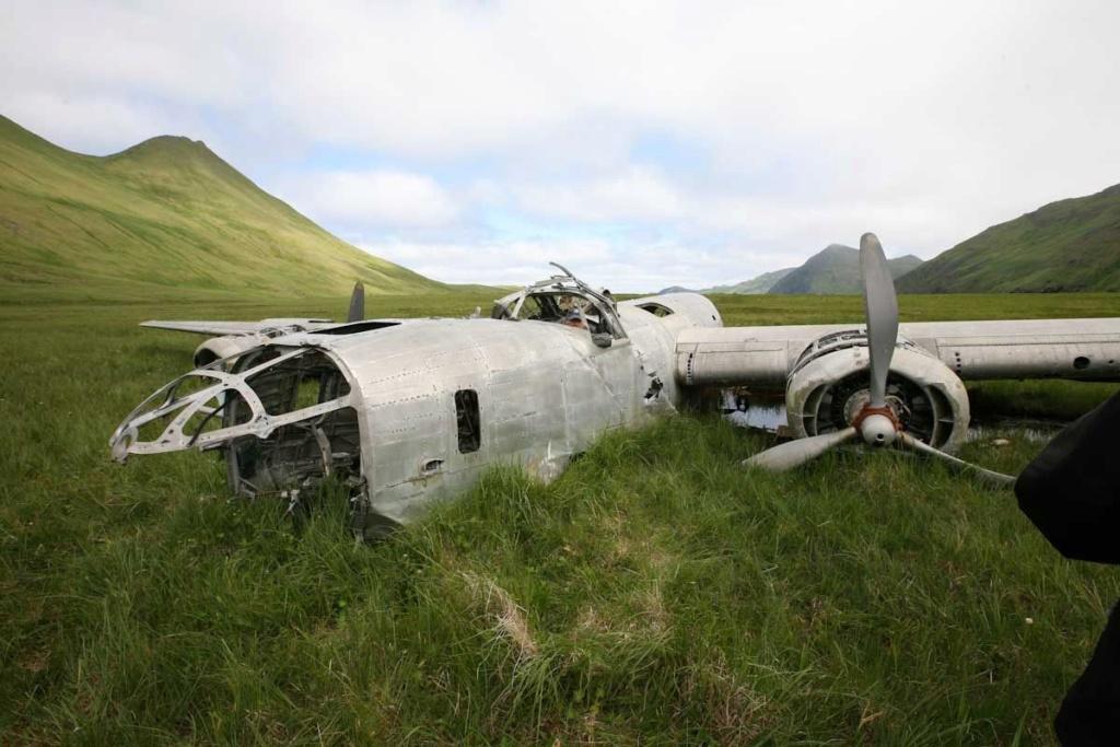 Zone de crash bombardiers et autres B-2410
