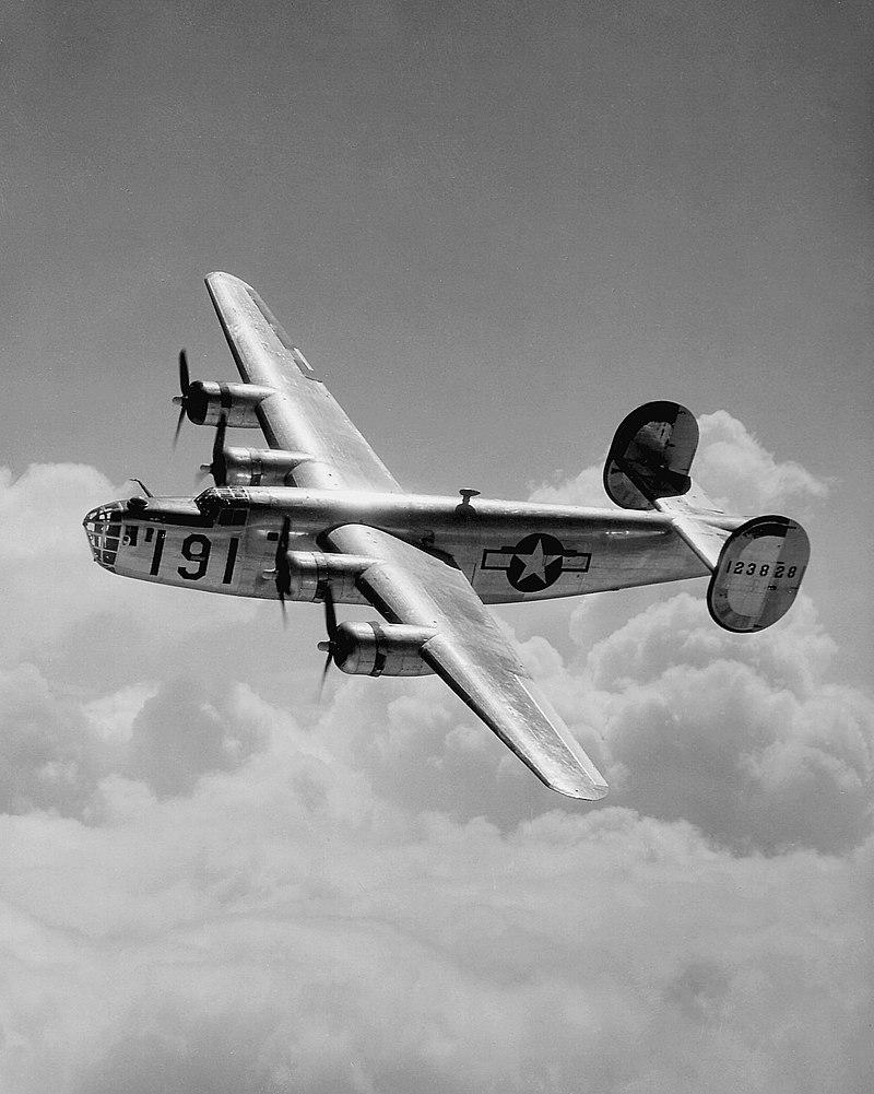 Zone de crash bombardiers et autres B-24_010