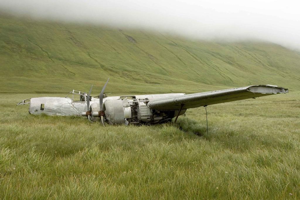 Zone de crash bombardiers et autres B-24_111