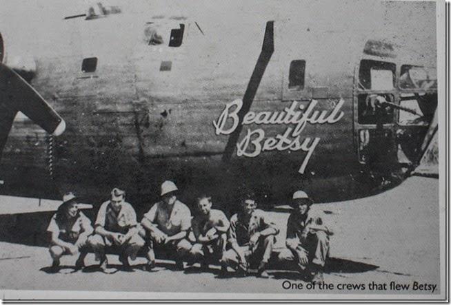 """B-24  """"Beautiful Betsy"""" B24_d_10"""