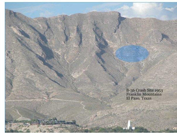 Zone de crash bombardiers et autres B3610