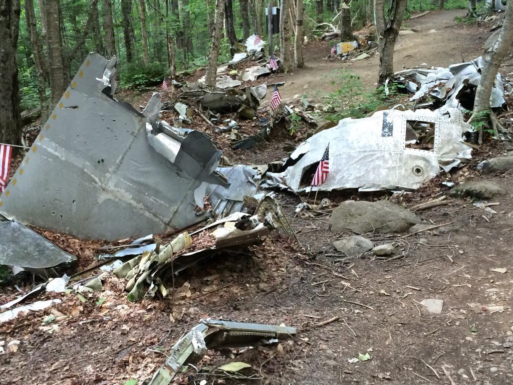 Zone de crash bombardiers et autres B52-cr10