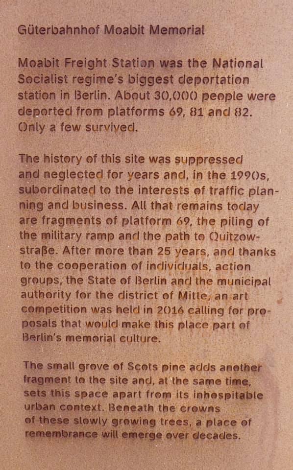 Deportations a partir de Berlin Ber11