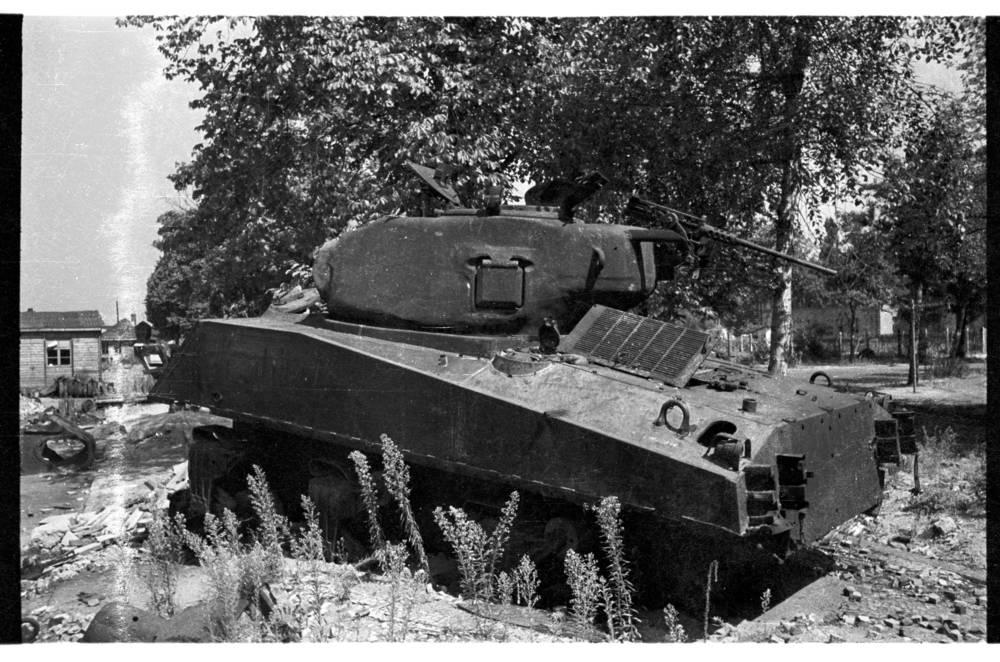 Les photos de Cecil F. S. Newman a Berlin 1945/46 Berlin51
