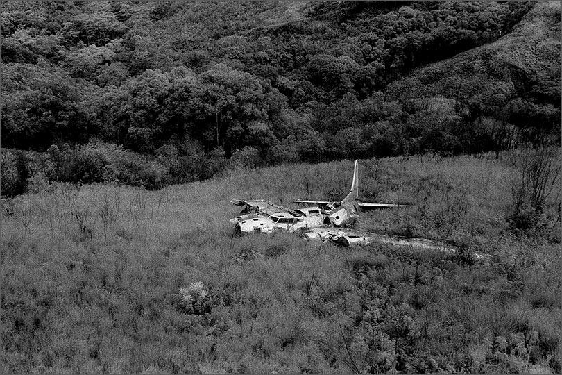 Epaves B-17 en Papouasie Nouvelle Guinee Black_10