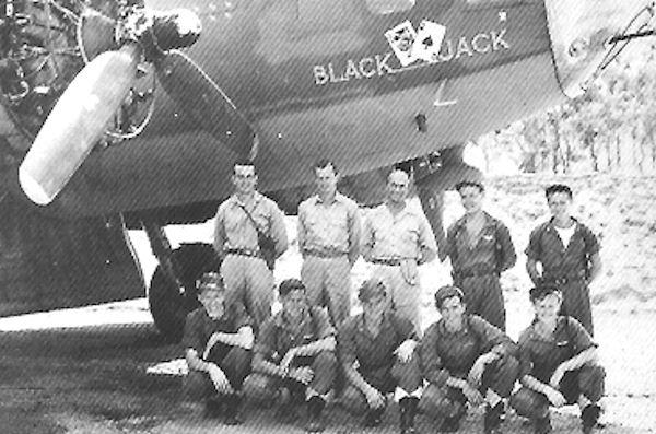 Epaves B-17 en Papouasie Nouvelle Guinee Black_13