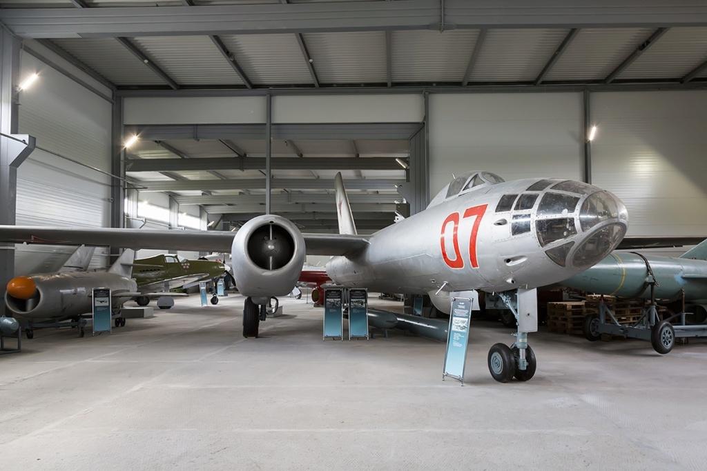 Musée de l'aviation de la flotte du Nord Bomber12
