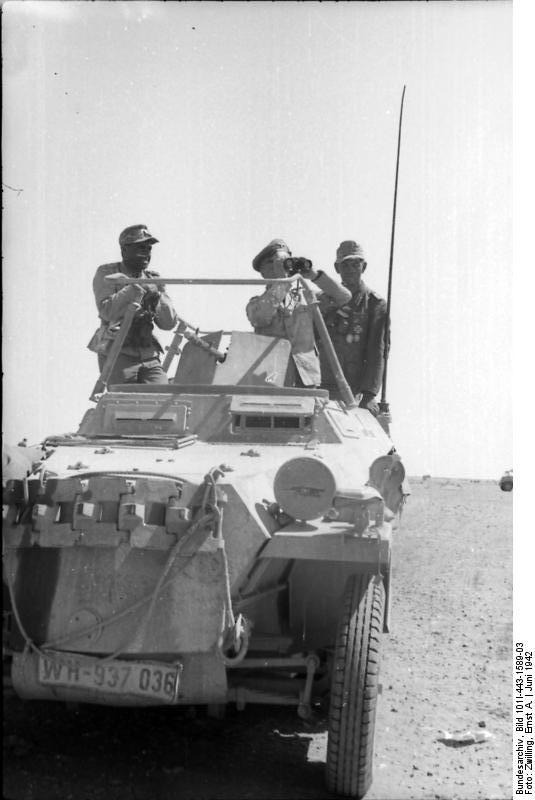 Les vehicules de Commandement de Rommel C_tobr10
