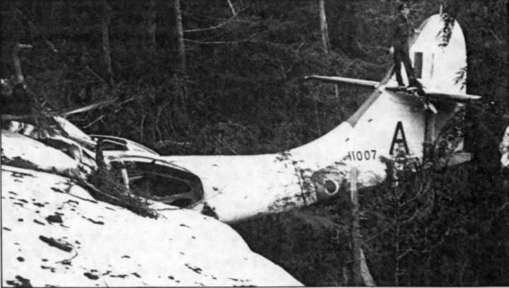 Zone de crash bombardiers et autres Canada10