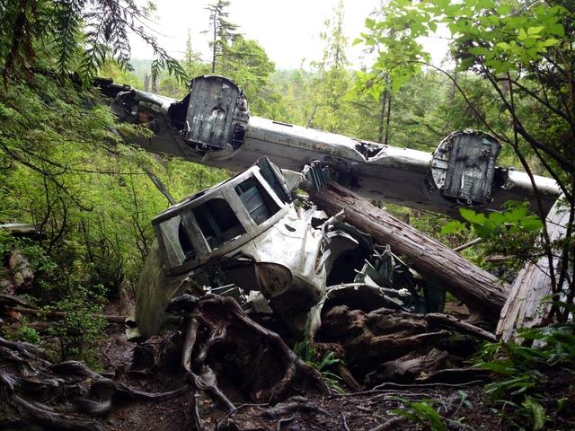 Zone de crash bombardiers et autres Canada11