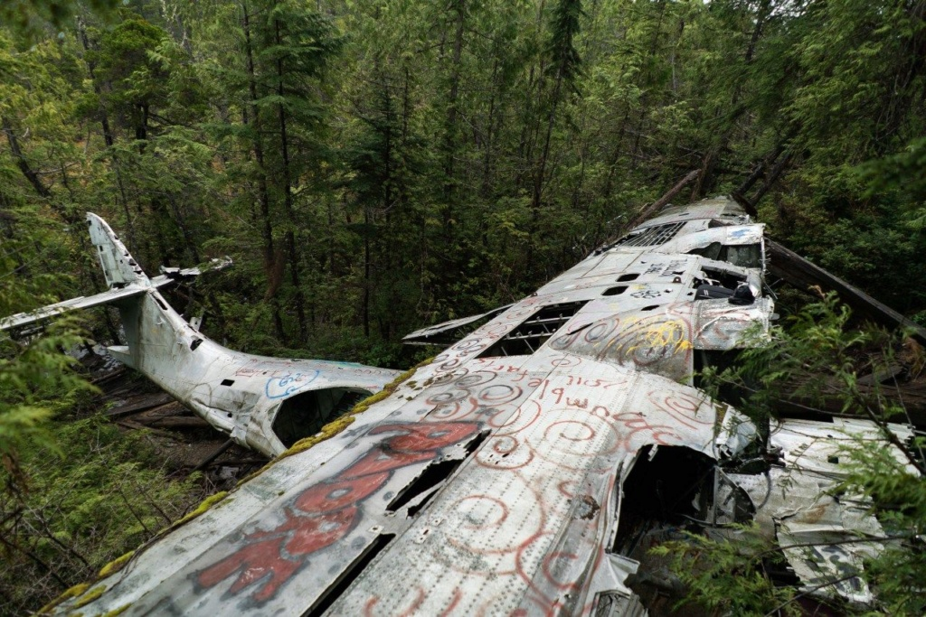 Zone de crash bombardiers et autres Canada12