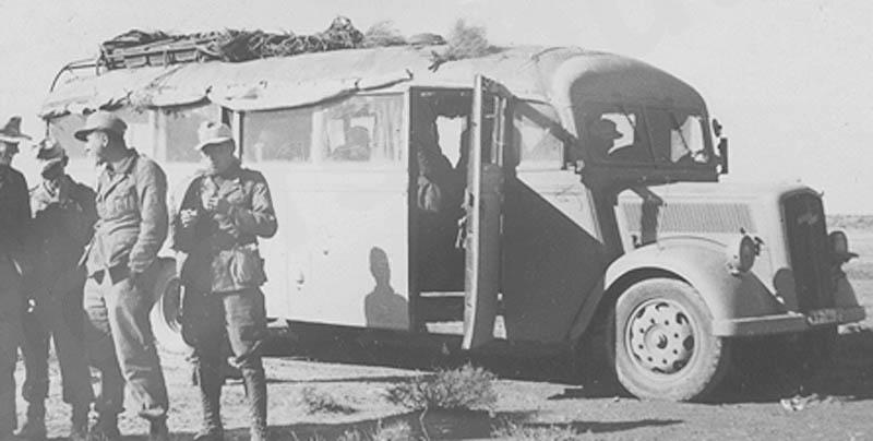 Les vehicules de Commandement de Rommel Cblitz10