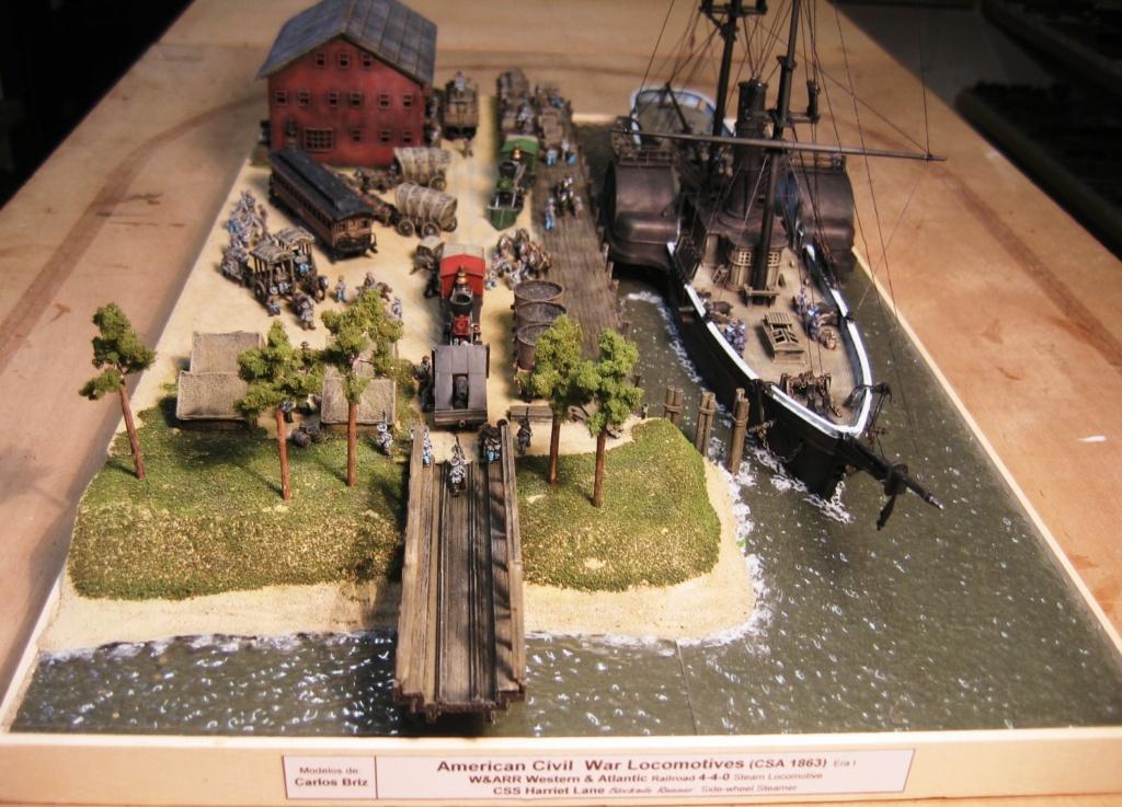 Les dioramas d autres epoques de Carlos Briz Civil_10