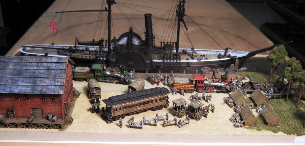 Les dioramas d autres epoques de Carlos Briz Civil_13