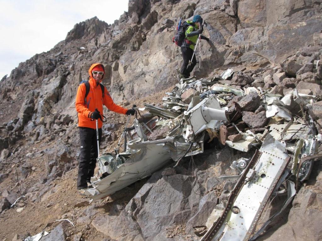 Zone de crash bombardiers et autres Conste12