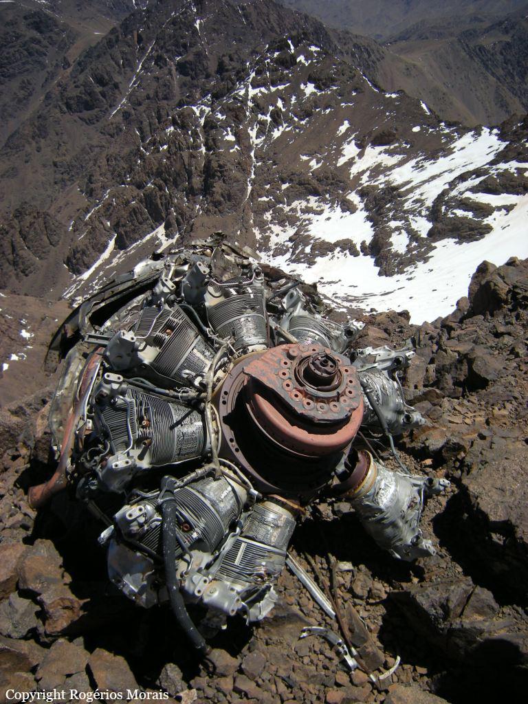 Zone de crash bombardiers et autres Conste13