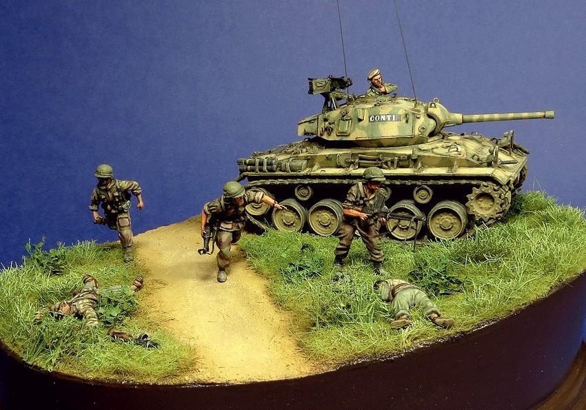 Modelisme guerre d Indochine Conti11