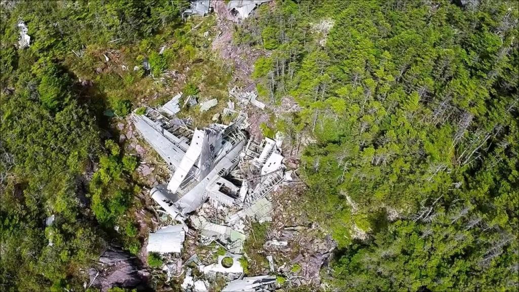 Zone de crash bombardiers et autres Convai11