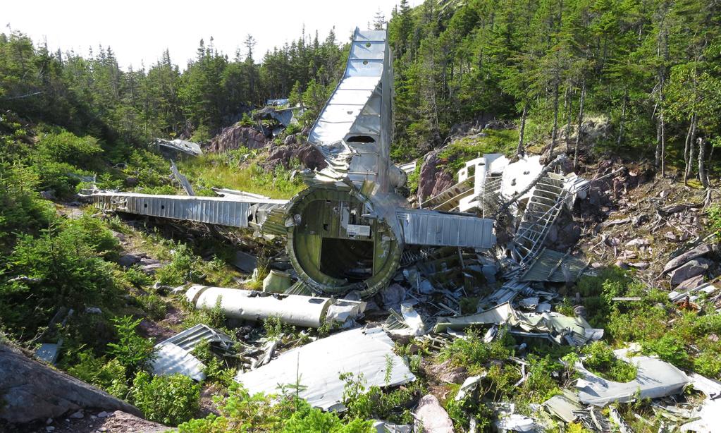 Zone de crash bombardiers et autres Convai13