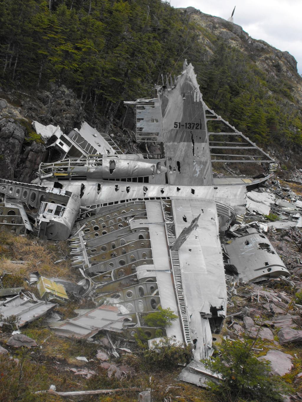Zone de crash bombardiers et autres Convai14