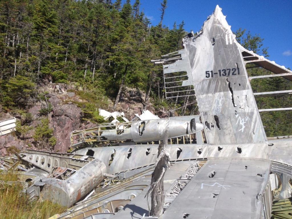Zone de crash bombardiers et autres Convai17