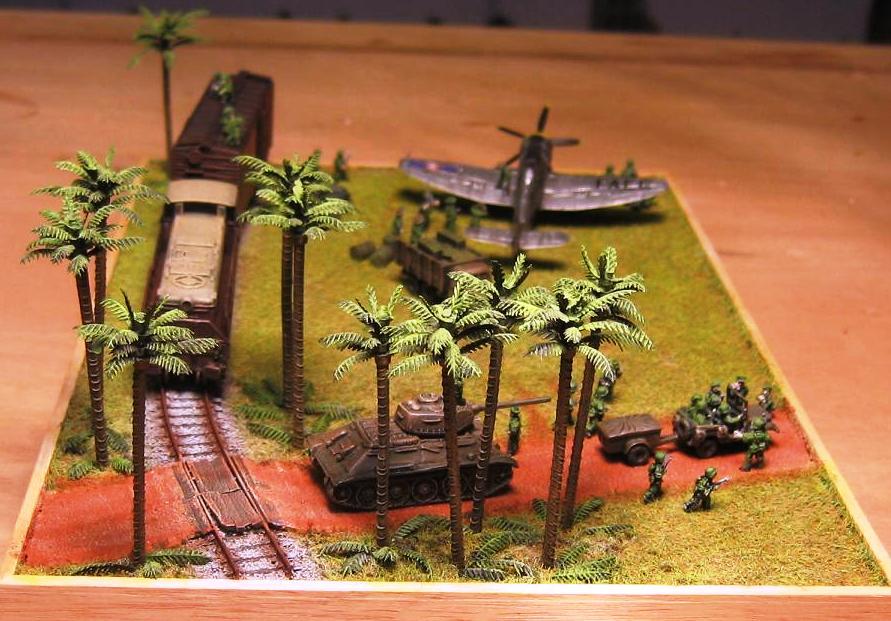 Les dioramas d autres epoques de Carlos Briz Cubas10