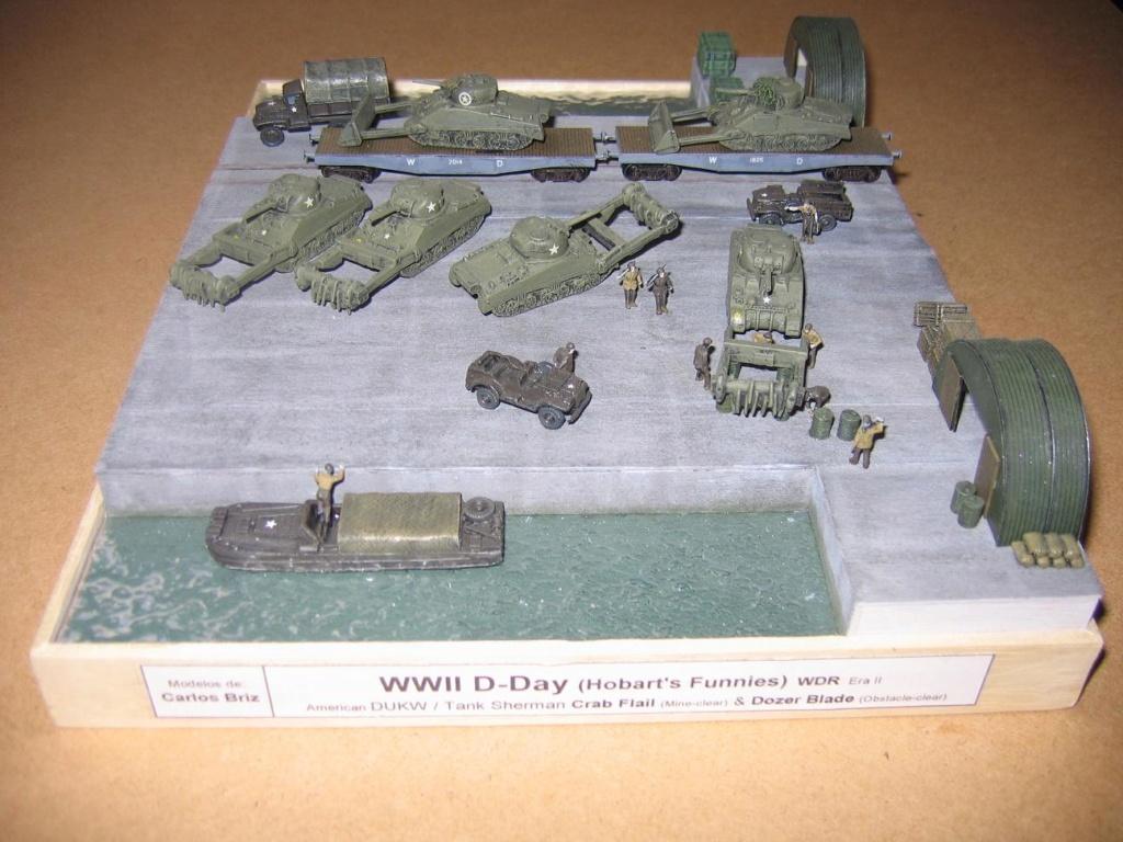 Diorama 10mm de Carlos Briz WWII - Page 6 D-day_15
