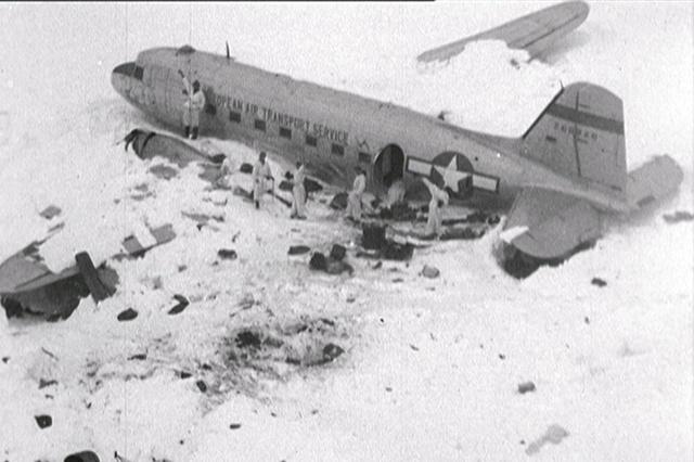 Zone de crash bombardiers et autres Dakg10