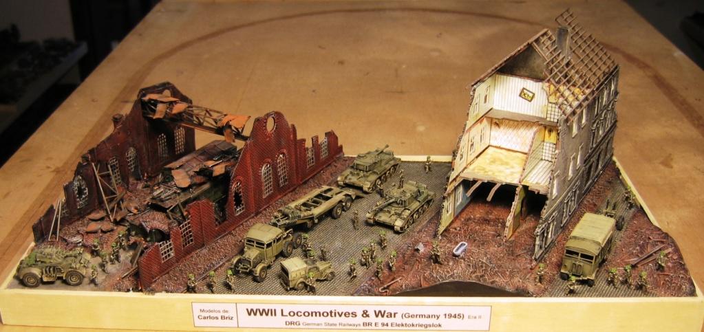 Diorama 10mm de Carlos Briz WWII - Page 3 Dioram47