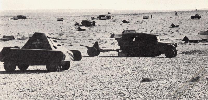 Les vehicules de Commandement de Rommel Dummy_10