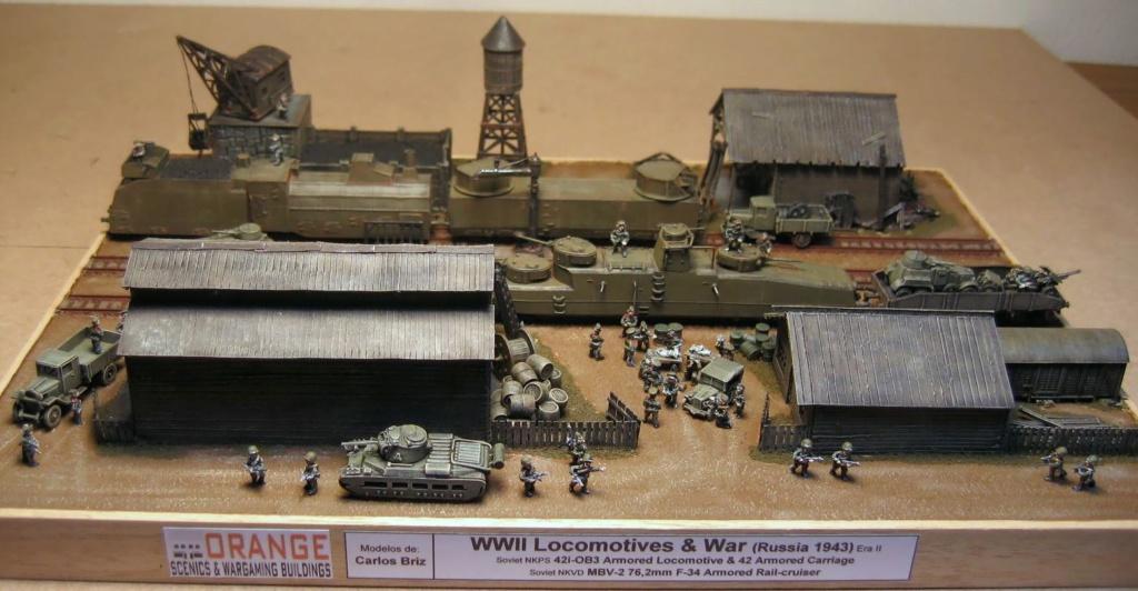 Diorama 10mm de Carlos Briz WWII - Page 3 Easter10