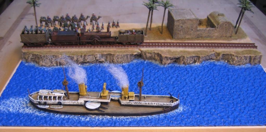 Les dioramas d autres epoques de Carlos Briz Egypte11
