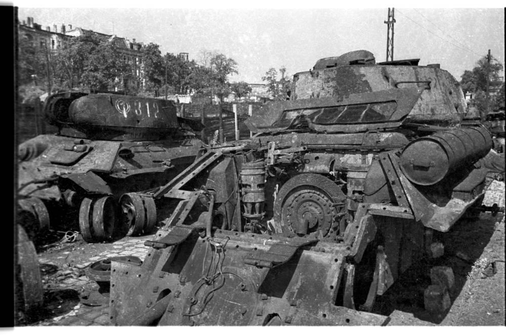 Les photos de Cecil F. S. Newman a Berlin 1945/46 Epave_10