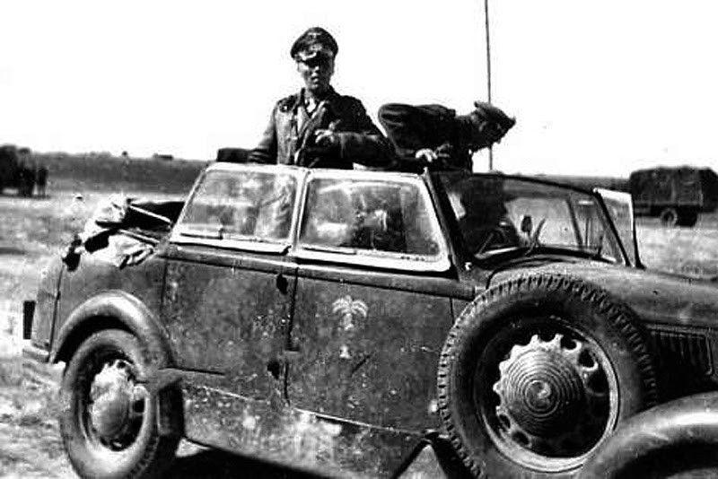 Les vehicules de Commandement de Rommel Fiat_r10