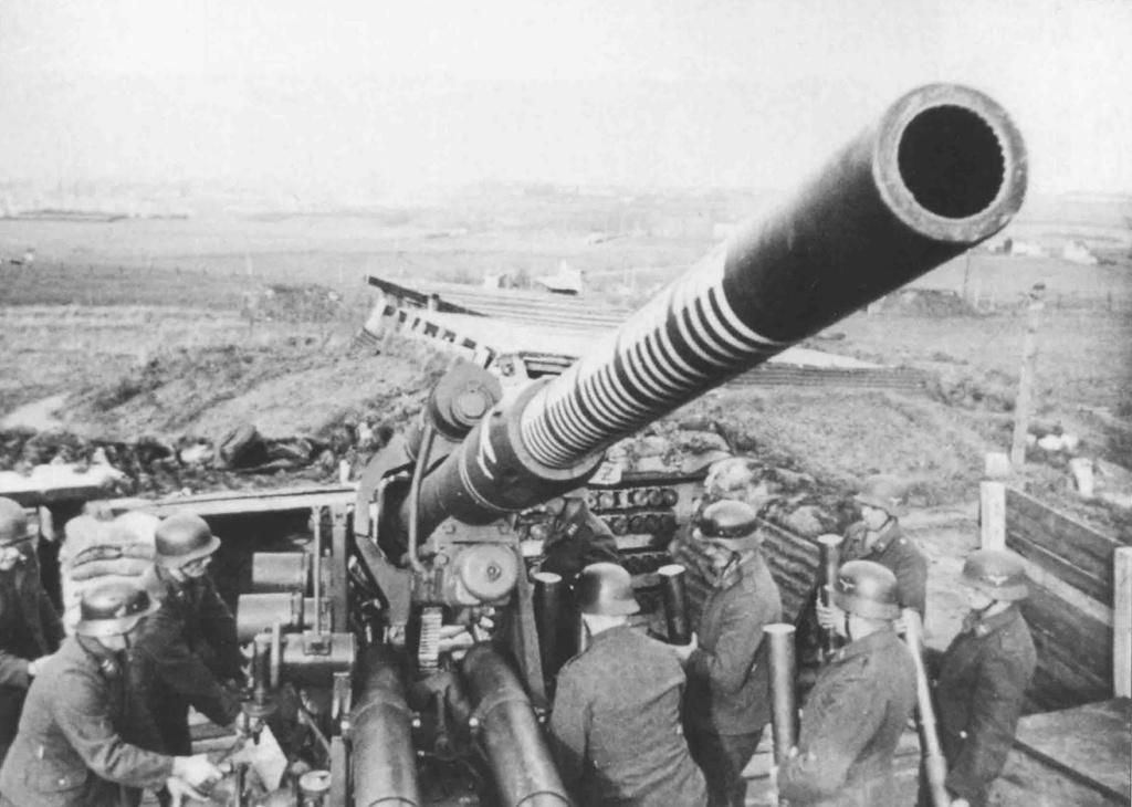 Victoires canons allemands Flak-310