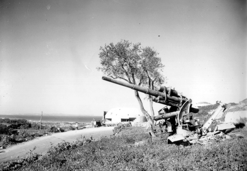 Victoires canons allemands Flak1810