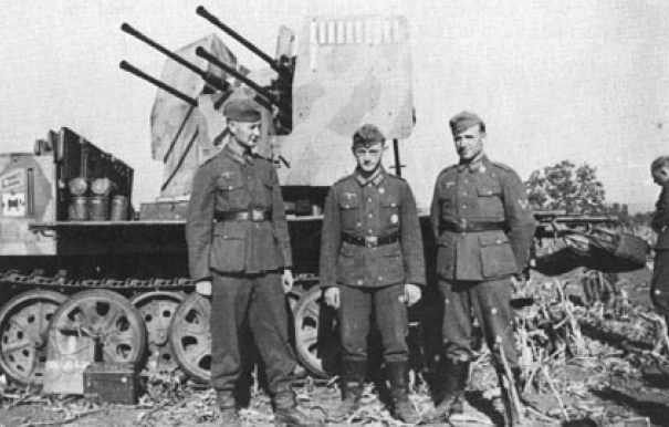 Victoires canons allemands - Page 2 Flak2017