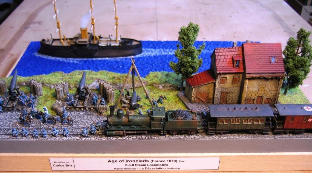 Les dioramas d autres epoques de Carlos Briz Fr10