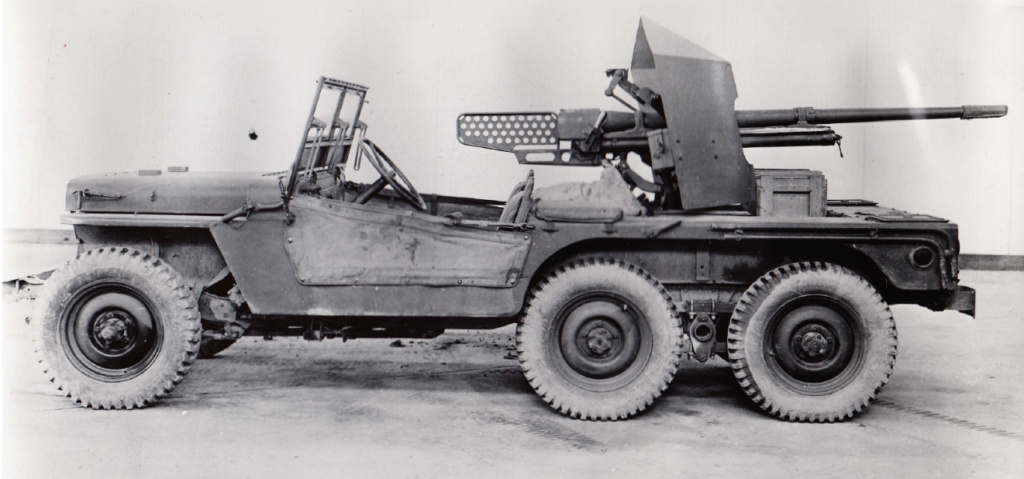 Carriage, Motor 37mm Gun T13 Ford Gmc_t-10