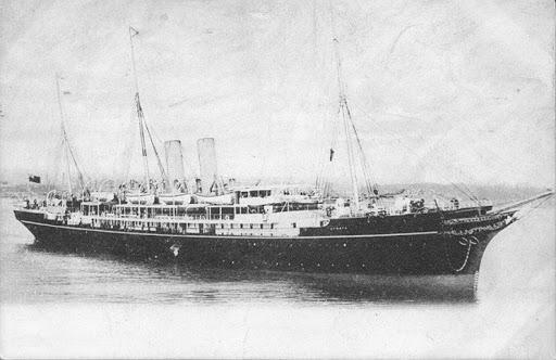 SS Empire Heritage  Hms_vi16