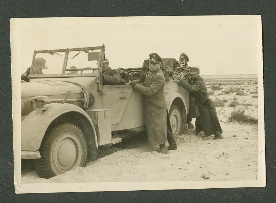 Les vehicules de Commandement de Rommel Horch_11