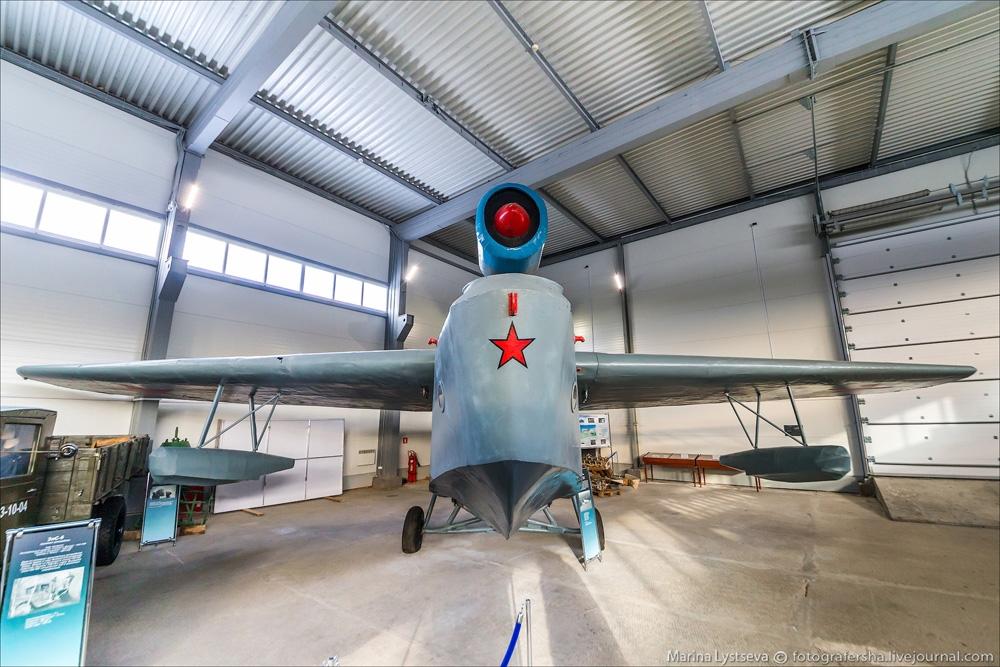 Musée de l'aviation de la flotte du Nord Hydrop10