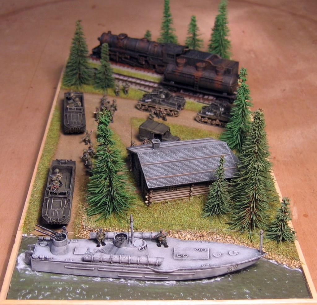 Diorama 10mm de Carlos Briz WWII - Page 3 Image311