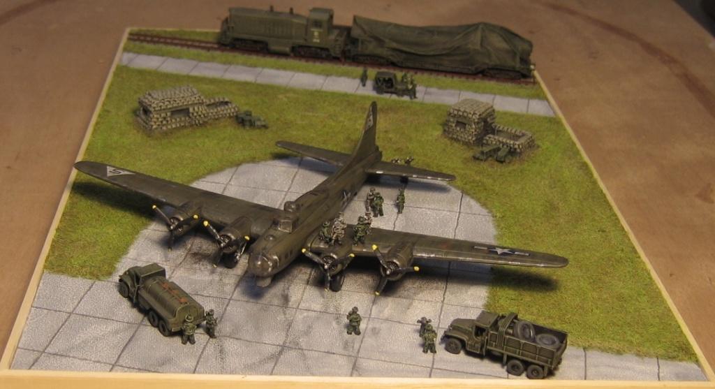 Diorama 10mm de Carlos Briz WWII - Page 3 Image412