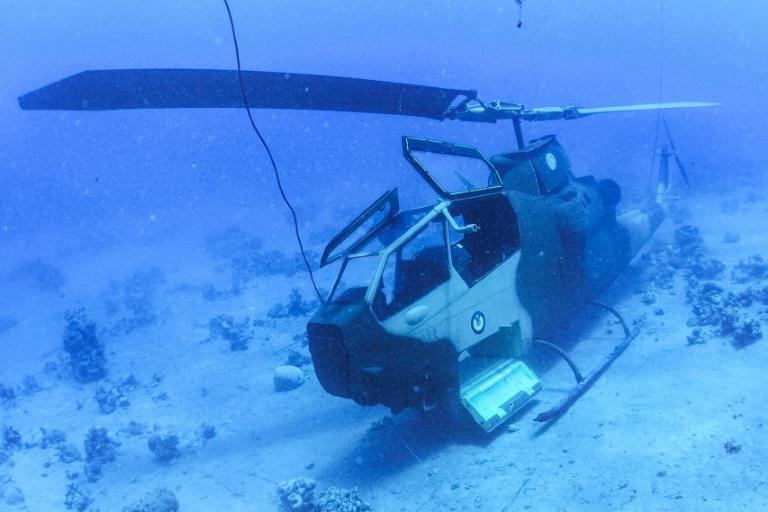 Un musée militaire sous-marin en mer Rouge Jordan10