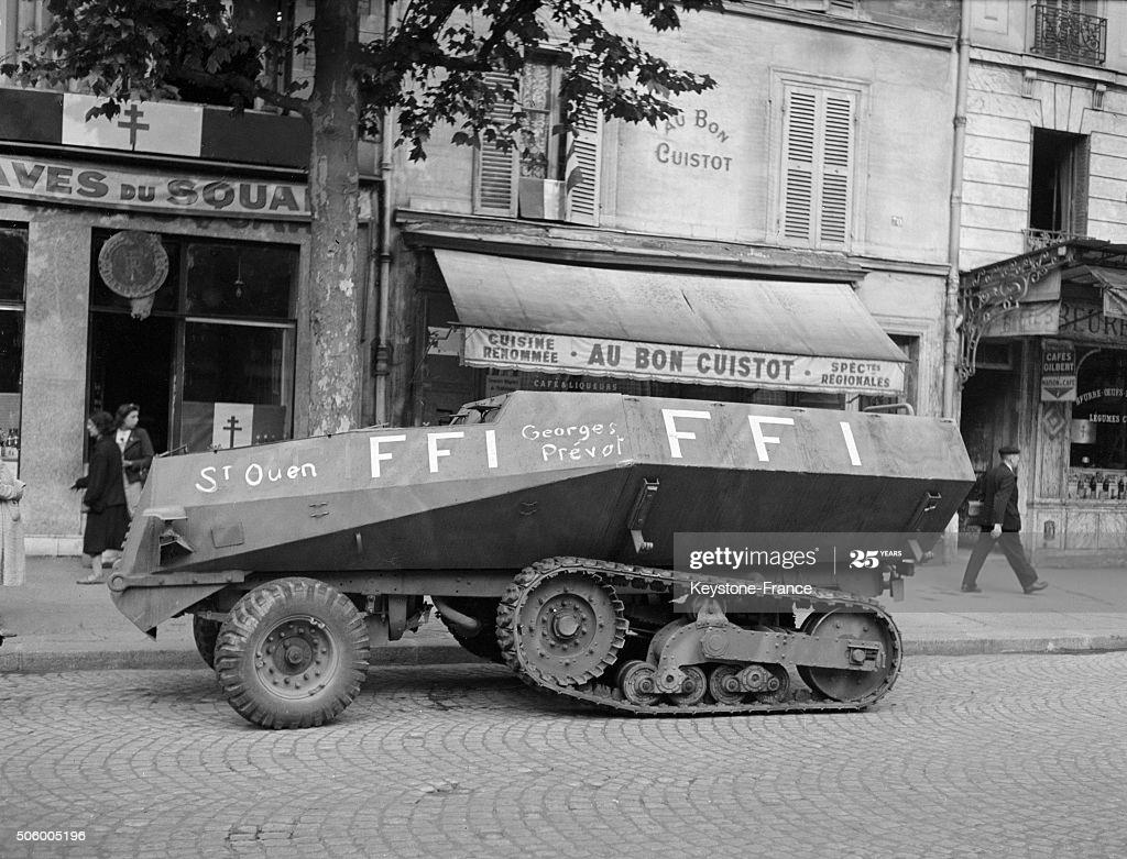 Vehicules recuperes par les FFI -1944 Kegres10